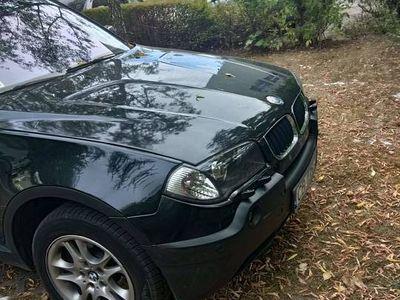 używany BMW X3 2.0d 150km xdrive rude skóry ew. Zamiana