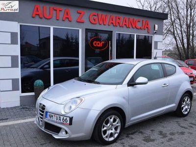 używany Alfa Romeo MiTo 1.4dm3 95KM 2009r. 94 000km Ślicznotka z Niemiec Super Stan Warto