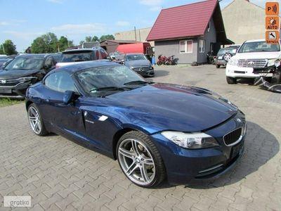 używany BMW Z4 II (E89) SDrive Hardtop 2,3i