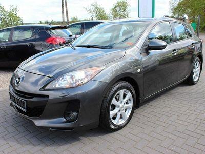 używany Mazda 3 1.6dm 116KM 2012r. 240 000km