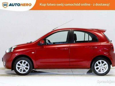 używany Nissan Micra DARMOWA DOSTAWA,Serwis ASO,klima auto, 1 Właściciel, Bluetooth