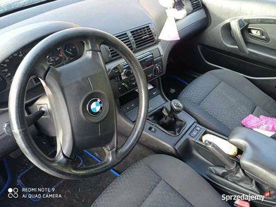 używany BMW 316 coupe benzyna, mazowieckie.