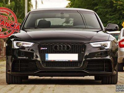używany Audi RS5 4.2 FSI Quattro Coupe Drive Select Panorama Gwarancja Raty Zamiana