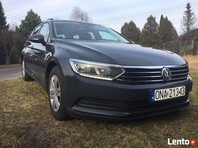 używany VW Passat Kombi (B8) sprzedam/zamienię