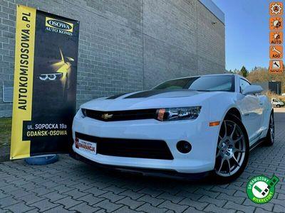 """używany Chevrolet Camaro 3.6v6 skóry F1 zegary Europa alu20"""" jak nowy zamiana 1 rok gwarancji V (2009-)"""
