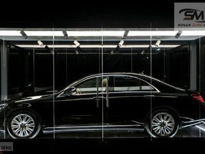 używany Mercedes S500 4.6dm 455KM 2013r. 177 710km