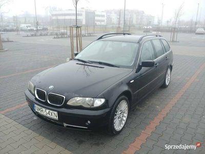 używany BMW 330 e46 i + LPG