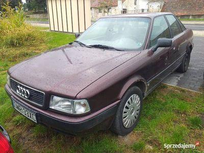 używany Audi 80 2.0 benzyna gaz