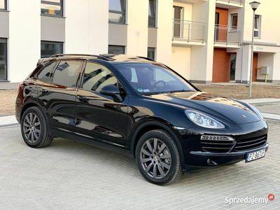 używany Porsche Cayenne 3.0d Piękny stan FV23%