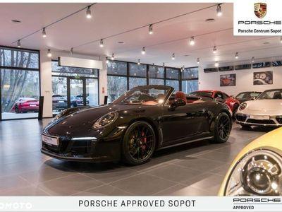 brugt Porsche 991
