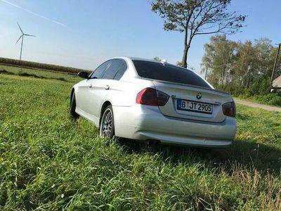 używany BMW 325 e90 i 218hp NIEMCY