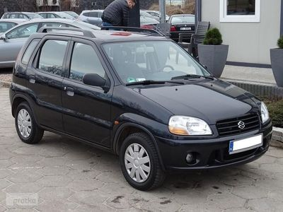 używany Suzuki Ignis II 1.3 Benzyna* 83KM* Klimatyzacja* 2kpl.kół* Gwarancja