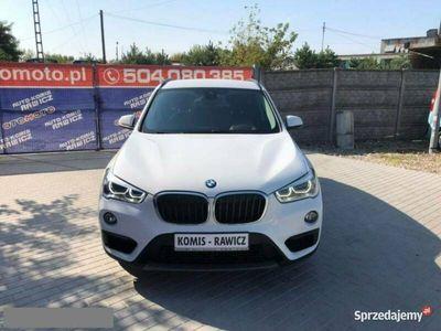używany BMW X1 2.0i X drive Automat Navi Ledy 37.000 km !!
