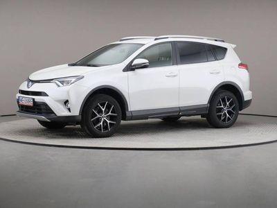 używany Toyota RAV4 2.5 Hybrid E-Cvt Hyrbyda Premium 4x4