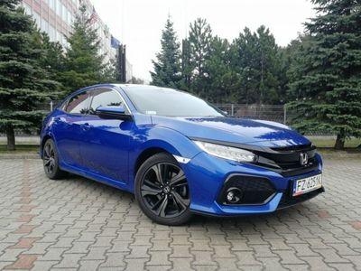 używany Honda Civic 1.6dm 120KM 2018r. 12 000km