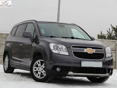 używany Chevrolet Orlando 1.8dm3 140KM 2011r. 160 000km 140KM GAZ Navi 7 Osobowy Klimatronik Alu Niemcy