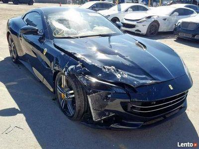 używany Ferrari Portofino 3.9 benz. V8 Twin Turbo 591KM 7-bieg. autom. 2018