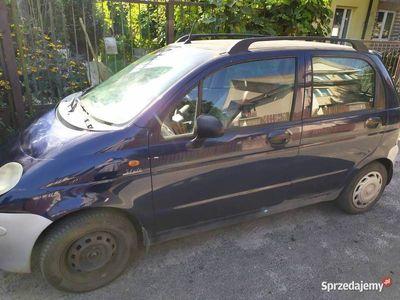 używany Chevrolet Matiz na gaz