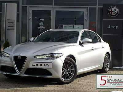 używany Alfa Romeo Giulia Business czujniki, kamera cofania, 5 lat gwarancji