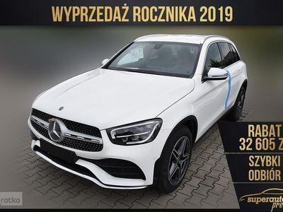 używany Mercedes 220 Klasa GLC AMG 2.04MATIC(194KM)| AMG + ADVANTAGE |Największy wybór aut PR