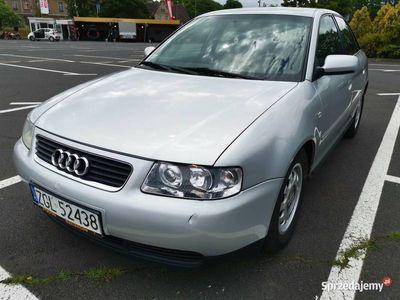 używany Audi A3 8L 1.6 2003 rok Zadbane wnętrze