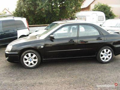 używany Subaru Impreza 2,0 etylina + Gaz 2003r