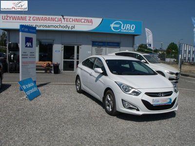używany Hyundai i40 salon pl. el.szyby lusterka AC 1.7 2013r. automatyczna klima.