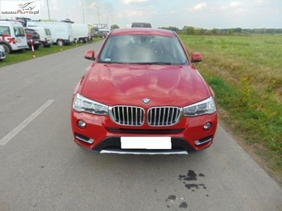gebraucht BMW X3 X3 2dm3 150KM 2017r. 21 105kmsDrive18d xLine, 2017r., Automat, FV 23%, Gwarancja!!