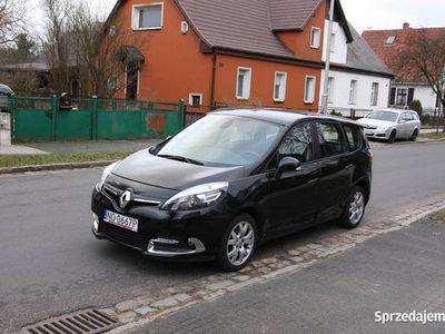 używany Renault Grand Scénic 7osobowy NAVI LED ALU 17