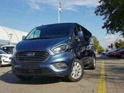 używany Ford Tourneo 2.0 EcoBlue 130 KM, Automat 6, Titanium *OD RĘKI*