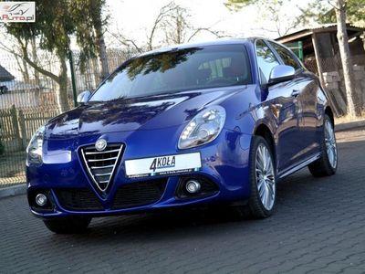 used Alfa Romeo Giulietta 2dm3 150KM 2015r. 180 000km 2.0*150 KM*Skóra*Nawigacja*DNA*Pełny serwis*F-VAT 23%