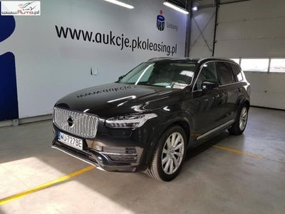 used Volvo XC90 2dm 320KM 2016r. 69 226km