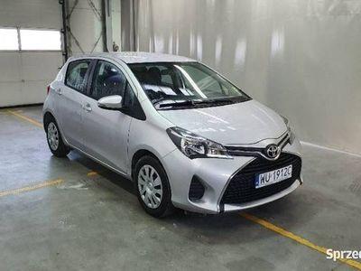 używany Toyota Yaris 1dm 69KM 2015r. 71 511km