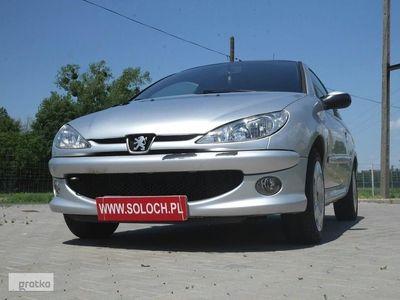 used Peugeot 206 I 1.6HDI 109KM 3D -Klima -FILM VIDEO +Opony Zima
