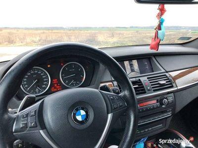używany BMW X6 Krajowy Biały 4.0D 306KM Bogato wyposażony!