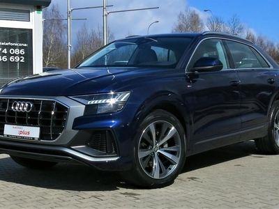 używany Audi Q8 50TDI_quattro_286KM_Matrix_Bang&Olufsen_Pneumatyka