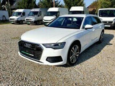używany Audi A6 V (C8) 40TDI S-line Navi Skóra Tempomat Aktywny Led Elekt