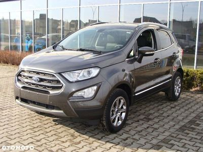 używany Ford Ecosport