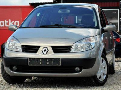 używany Renault Scénic Opłacony 1.6i 16V Parktronik Hands free Serwis Gwarancja