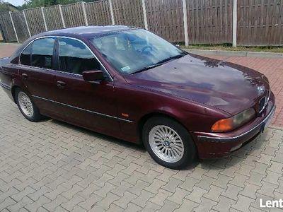 używany BMW 528 e39 i 193KM