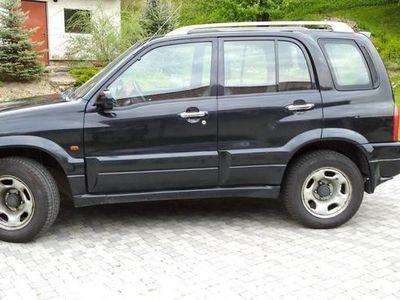 używany Suzuki Grand Vitara GRAND VITARA