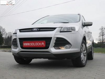 używany Ford Kuga 2dm3 150KM 2015r. 71 000km