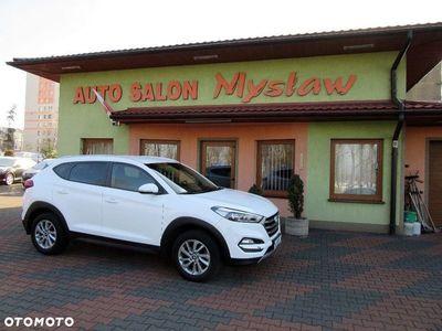 używany Hyundai Tucson II