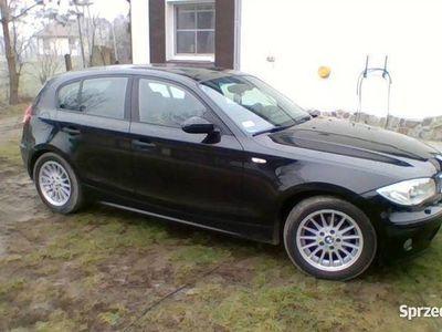 używany BMW 118 e87 d
