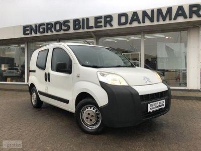 używany Citroën Nemo 1,4 HDi 70 Cityvan 3d (052)