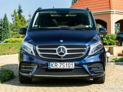 używany Mercedes V250 2.1dm 235KM 2016r. 63 000km
