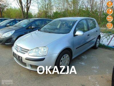 używany VW Golf V FULL-Max-Klima-LIFT-5Drzwi-HighLine-1,4 Benzyna-SUPER Stan-OKAZJA+Gwar V (2003-2008)