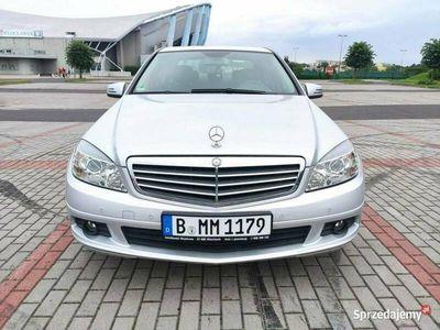 używany Mercedes C180 1.8dm 156KM 2008r. 153 000km