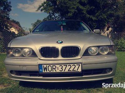 używany BMW 520 E39 D 2003R LIFT