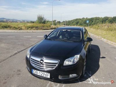 używany Opel Insignia 2.8 turbo benzyna z gazem 4x4 260KM